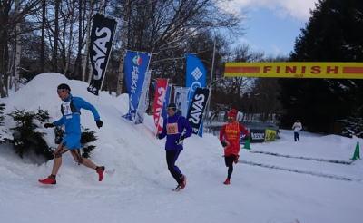 スノーマラソン トップ選手