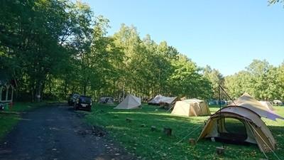 赤井川キャンプ場11