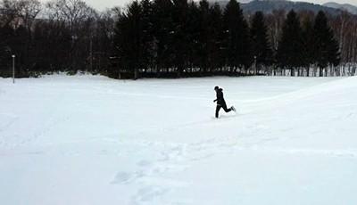 雪上ランすっころび-2