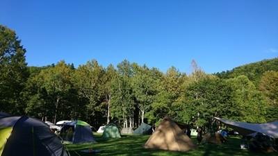 赤井川キャンプ場14