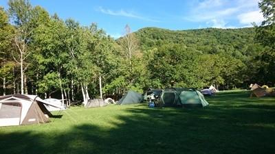 赤井川キャンプ場15