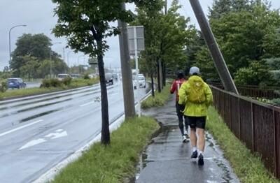 俺たちの北海道マラソン