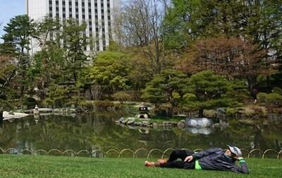 中島公園ラン