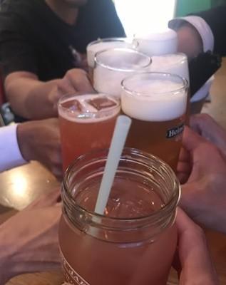 サロマ湖会議乾杯