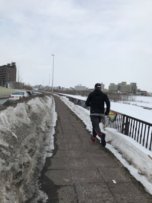 雪解けラン-1