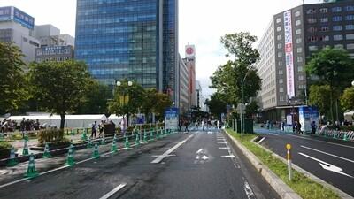 北海道マラソン2019