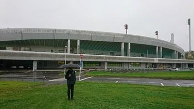 札幌マラソン会場
