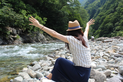 14年8月 長岡花火・白川郷〜日本3大花火大会に行ってみたい!の旅。ざっくりスケジュール
