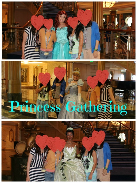 Day2 Princess Gathering w heart