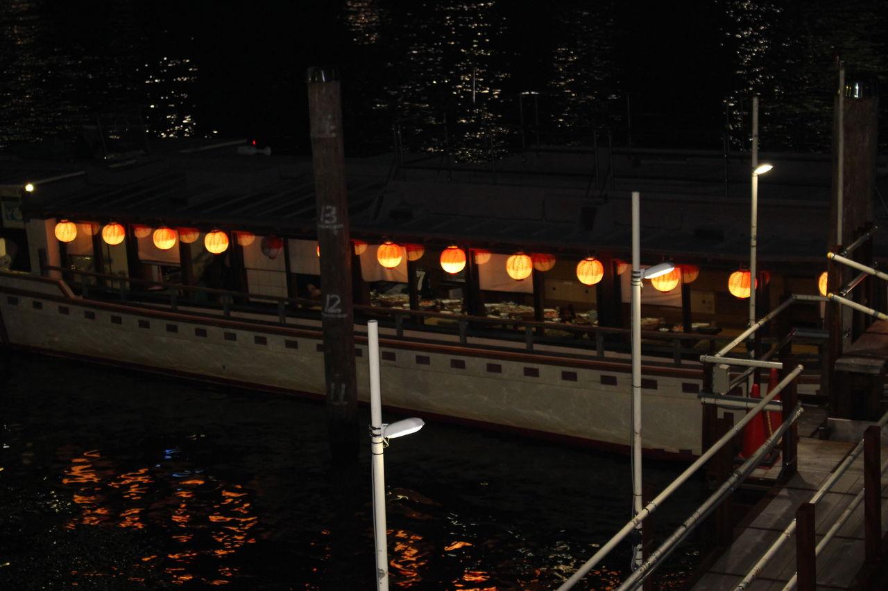 コンパニオン 屋形船