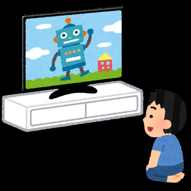 テレビが脳に与える影響