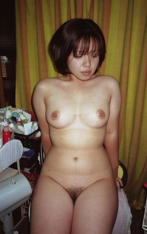 素人ぽっちゃり巨乳エロ画像-12