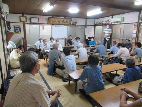 25日検見川5丁目自治会館1