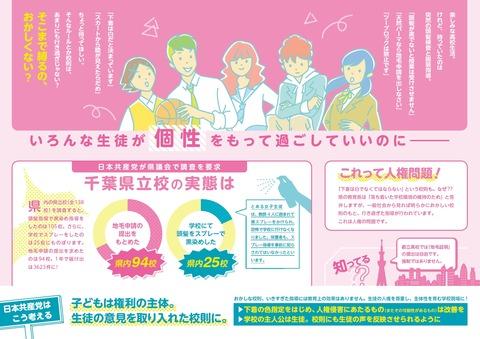 高校生向け県議会報告ウラ