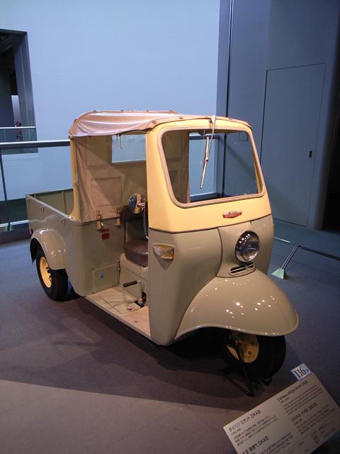 トヨタ博物館(GR-D編)�