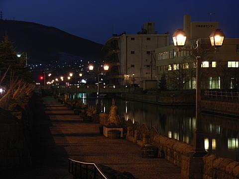 黄昏Canal�