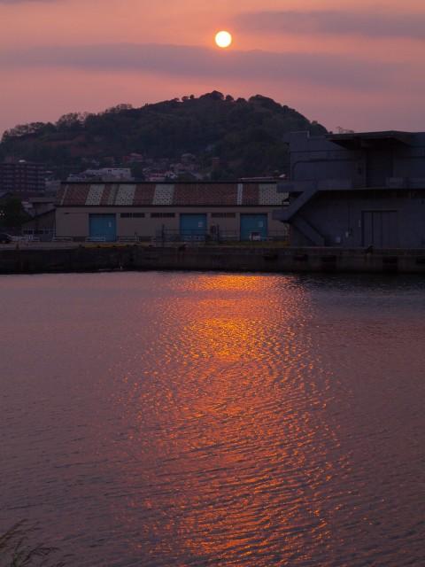 夕焼け小焼けで日が暮れて〜♪(^。^;)