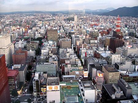 札幌(夕)