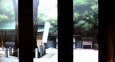 ・・・お寺?
