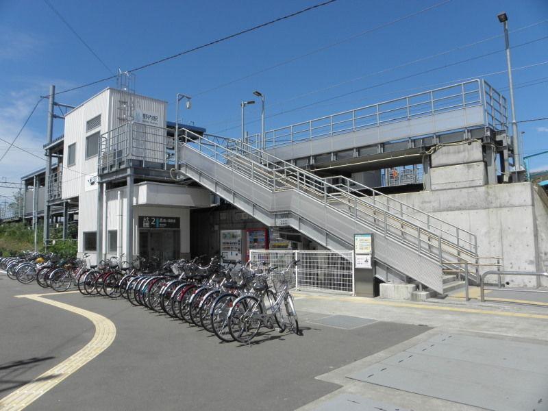 青い森鉄道-22:野内駅 : 停車場...