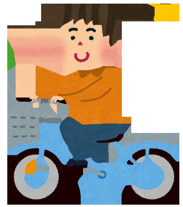 久々の更新自転車マナーというよりいい加減なママチャリに
