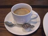 コーヒーもセットです