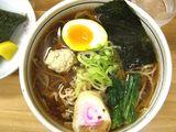 とりら〜麺専門店 鶏花(けいか)様 醤油味