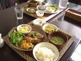 卯和様・お昼の定食1