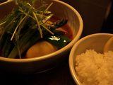 チキンのスープカリー1