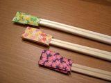 手作りの箸袋