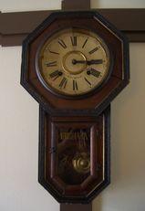 ゆきうさぎ様 掛け時計