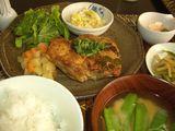 卯和様・お肉の定食一例