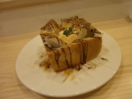 蜂蜜トースト4