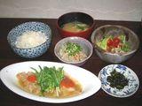 食堂 銀鼓様 お料理4