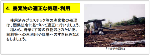 農業環境規範