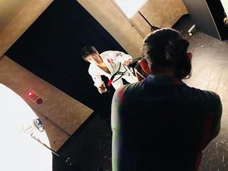東京都文京区江戸川橋駅徒歩1分ブラジリアン柔術道場 ストライプル早稲田柔術アカデミー☆ヒルマ道場