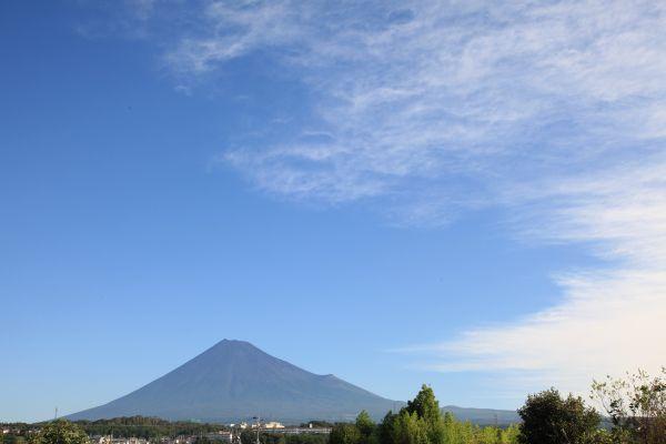 9月27日富士山