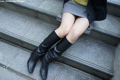 19歳大学生の子ブーツ編_07