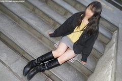 19歳大学生の子ブーツ編_06