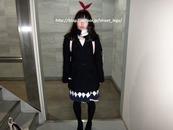 猫耳とニーハイの18歳大学1年生さん_01