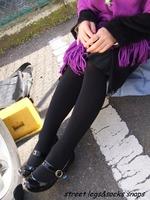 20歳黒ニーハイ学生さん_5