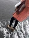 マリナちゃん@雪の日