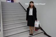 バイト面接帰り大学生_01