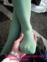 緑カラータイツ_7
