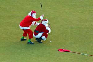 christmas-golf