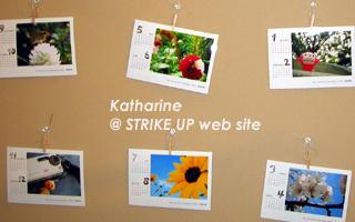 STRIKE UP web site ��������
