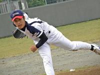 森裕幸投手(二松学舎高-青山学院大-○-雲雀-59's)
