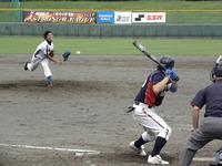SS2011東日本 第三位!徳嵩投手(武蔵野調理師専門学校)