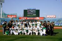 2.13 IN 明治神宮野球場(2011春季選抜大会)
