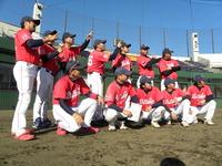 草野球チーム Bullgogs 東京都世田谷区